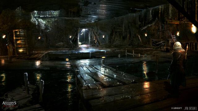 File:Assassin's Creed 4 - Black Flag concept art 2 by janurschel.jpg