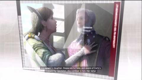 Assassin's Creed II Database Entry - Carlo Grimaldi