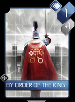 ACR By Order of the King