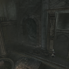Ezio overziet de zaal