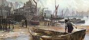 ACS Thames Docks 01 - Concept Art