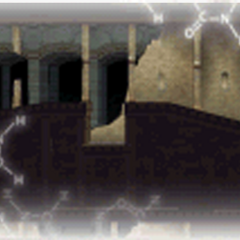 Various sewer areas and underground areas were explorable within the game