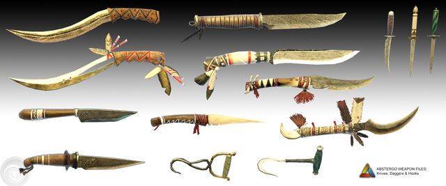 File:Assassin's Creed 3 Multiplayer Weapons - 01 by trebor7.jpg