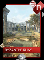 ACR Byzantine Ruins