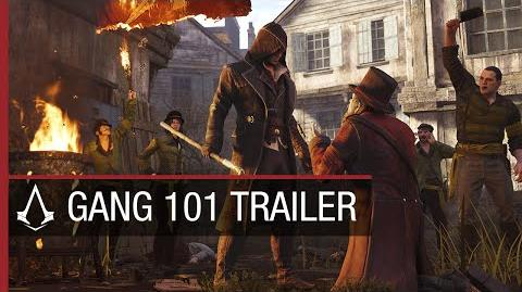 Assassin's Creed Syndicate Gang 101 Trailer US
