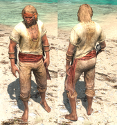 AC4 Tattered outfit