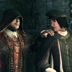Rodrigo en Vieri.
