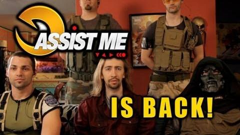 'ASSIST ME!' Season 2 Trailer Featuring Chris Redfield