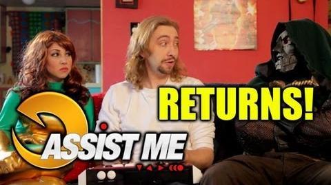 'ASSIST ME!' Trailer Featuring Phoenix