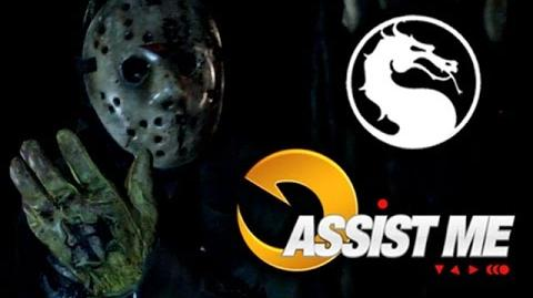 ASSIST ME! Jason Voorhees Mortal Kombat X