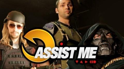 ASSIST ME! Featuring Chris Redfield Part 1 (Ultimate Marvel vs Capcom 3 Tutorial Parody)