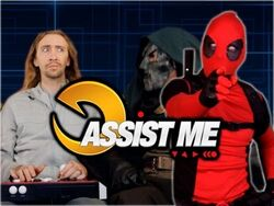 Assist Me Deadpool