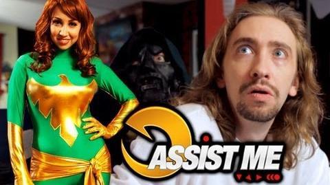 ASSIST ME! Feat. Phoenix Part 1 (Ultimate Marvel vs Capcom 3 Tutorial Parody)