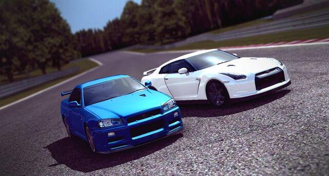 File:Nissan GT-Rs.jpg
