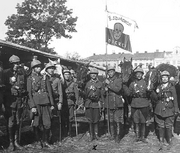 Polish Voluntary II Death Squad in Lviv 1920