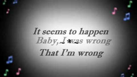 As Told By Ginger - Wrong ( Lyrics )
