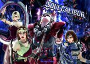 Soulcalibur Astral Swords ADD Poster 5