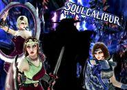 Soulcalibur Astral Swords ADD Poster 4
