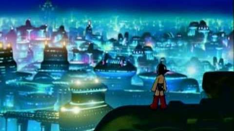 Astro Boy - 2003 English Intro Theme