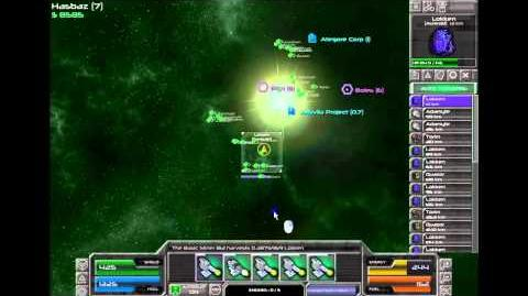 Unity4 (Astrox demo 10) Space Game