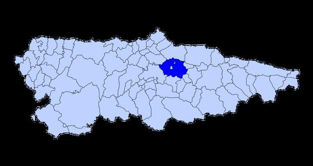 Archivo:Mapa asturies siero.png