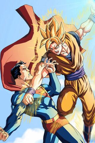 File:Dragonball-goku-vs-superman.jpg