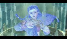 Mithra frozen by Olga