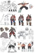 Asura early design3