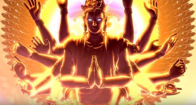 File:Asura's Wrath Golden Chakravartin.jpg