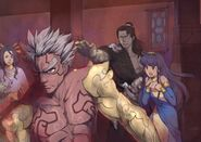 Asura s wrath interval drama 9 by sidneymadmax-d5d5cq6