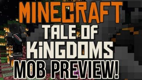 Minecraft Tale of Kingdoms Mobs Trailer!