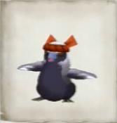 Penguin Monk