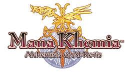 Mana Khemia Logo