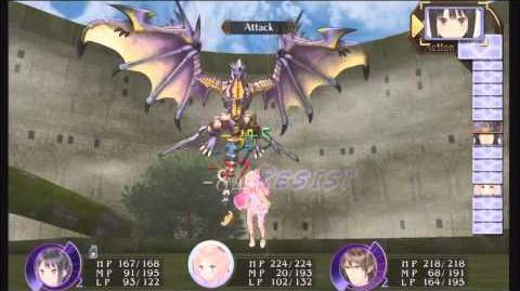 Atelier Meruru ~ Wyvern Battle ~