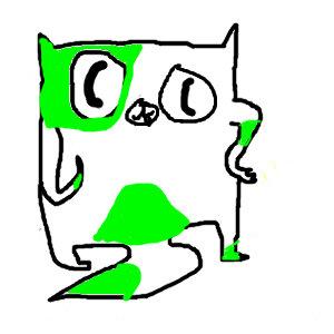 Blake the cat