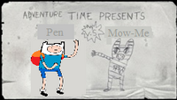 Pen vs. Mow-Me