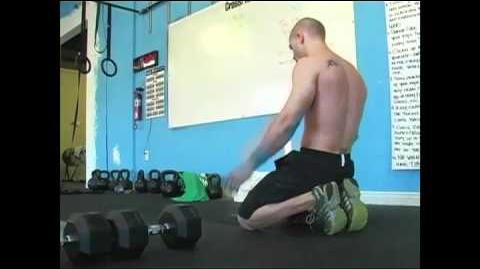 """CrossFit - Spealler Does """"Angie"""""""