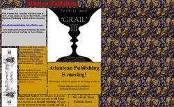 Atlantean website 1
