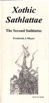 The Second Sathlatta