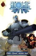 Atomic Robo and Friends Vol 1 3