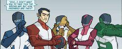 Science Team Super 5