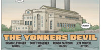 The Yonkers Devil (webcomic issue)