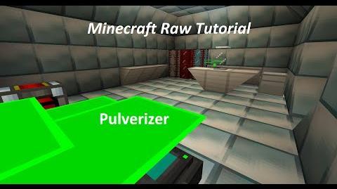 Minecraft Raw Tutorial - Tekkit Edition - Pulverizer-0