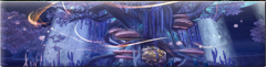 Banner Chronowood Cavern