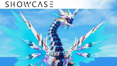 Showcase Aura Kingdom Eidolons - Nazrudin's Combo Skill