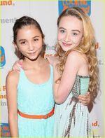 Rowan and Sabrina
