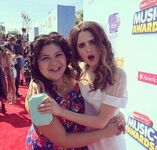 Raini Rodriguez and Laura Marano5