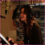 Laura-Marano-In-The-Recording-Studio