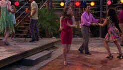 PandP; Single Salsa-dancing Brooke