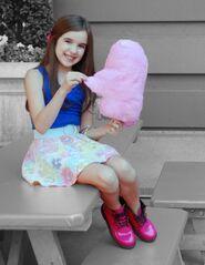 Aubrey k miller cotton candy